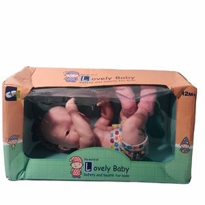 NWT The World of Lovely Baby Safety & Health 4 Kid